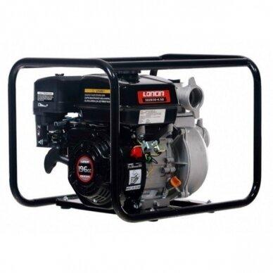Benzininis vandens siurblys Loncin 50ZB30-4.5Q