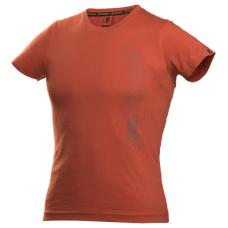 """Moteriški """"Xplorer"""" marškinėliai trumpomis rankovėmis, su """"X-Cut"""" pjūklo atvaizdu"""